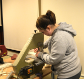 cutting curves on the bandsaw