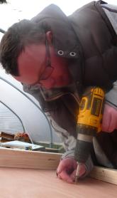 Darrens drills it