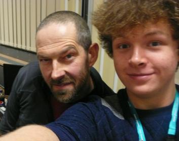 selfie two