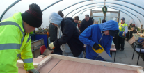 synchronised-sawing
