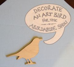Art-Bird-says