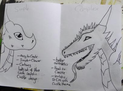 Dragon designs