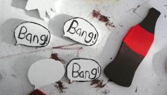 Pop art goes bang!