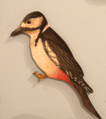 Great-Spotted-Woodpecker